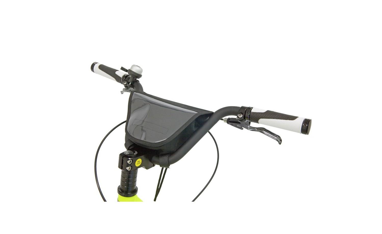 KOSTKA BMX-Lenkertasche mit Klappe
