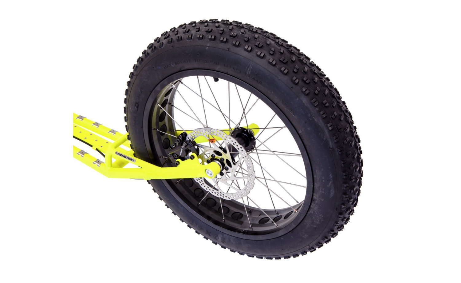 Tretroller KOSTKA MONSTER MAX (G5)