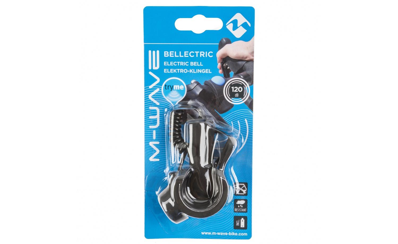 M-WAVE Bellectric elektrische Fahrradglocke