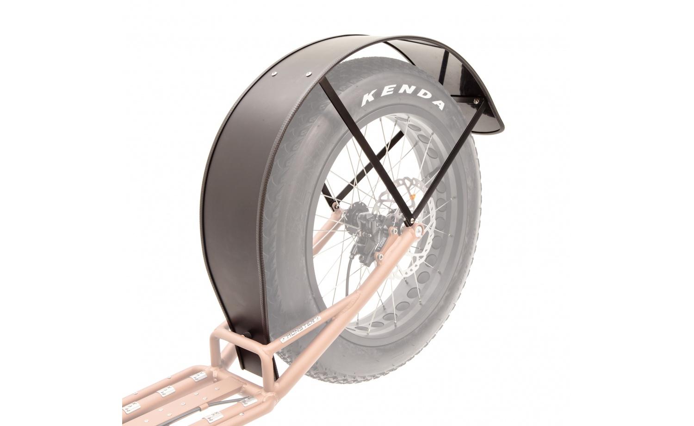 Schutzblech KOSTKA Fender Shock 2015 - Hinten