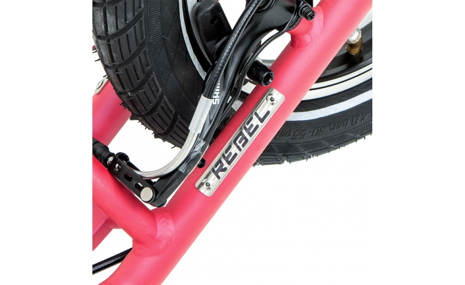 Tretroller REBEL MAX KID (G5)