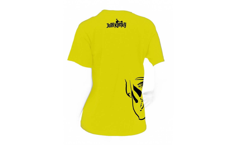 T-shirt KOSTKA Jedu si svoje DAMEN