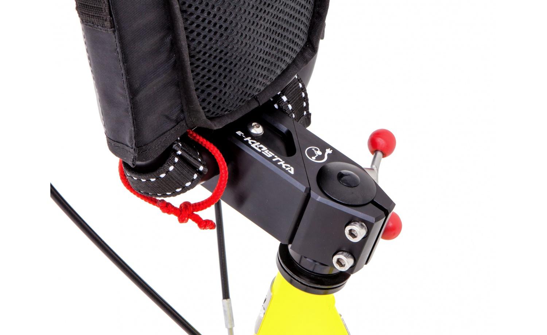 Klappbaren e-Roller KOSTKA e-REBEL MAX FOLD (E1)
