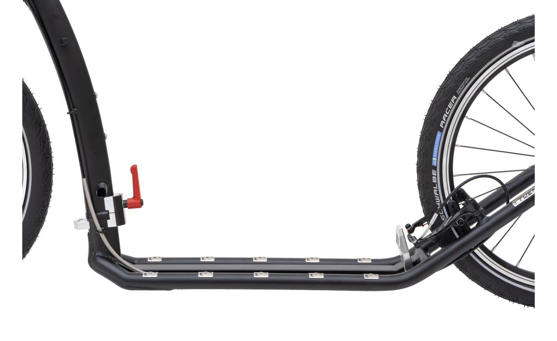 Klappbaren Tretroller KOSTKA TWENTY MAX FOLD (G6)