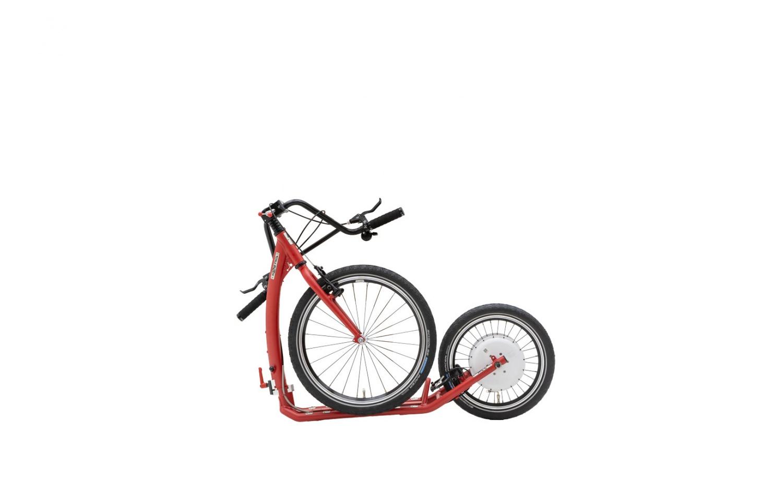 Klappbaren e-Roller KOSTKA e-HILL MAX FOLD (E2)